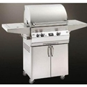 Picture of Firemagic Aurora A430S Cabinet Gas Grill With Single Side Burner