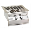 Picture of Fire Magic Built-In Power Burner with Stainless Steel Grid