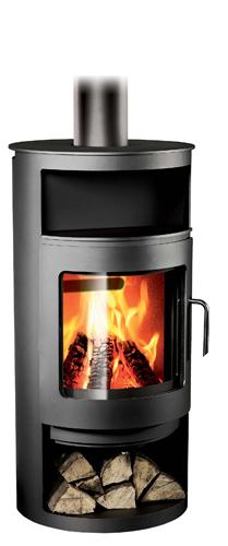 Www Firesidemurphy Rais Rondo Classic Wood Burning Stove
