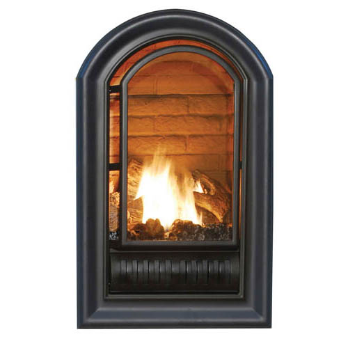 Www Firesidemurphy A Series Arched Gas Fireplace Insert