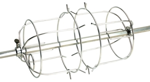 """Picture of Fire Magic 3615E Turkey Holder (2 Part with 3/4"""" hub)"""