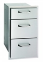 Picture of Fire Magic 33803 Select Triple Storage Drawers