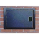 "Picture of Fire Magic 23917 Legacy 17"" x 24"" Door, Black"
