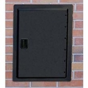 "Picture of Fire Magic 23920 Legacy 20"" x 14"" Door, Black"