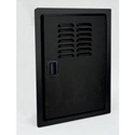 Picture of Fire Magic 23920-1 Legacy 20 x 14 Door w/Louvers, Black