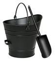 Picture of Ash/Coal Hod / Pellet Bucket w/ Scoop
