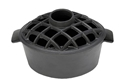 Picture of 2.2 Qt. Lattice Steamer Blue Black Enamel