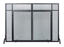 Picture of Windowpane Flat Screen w/ Doors