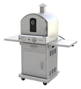 Picture of Pacific Living Outdoor Gas Pizza Oven