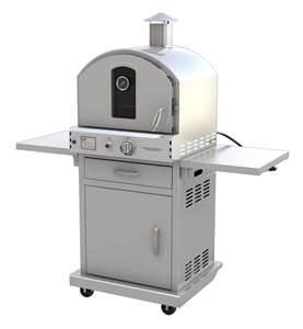 Charmant Picture Of Pacific Living Outdoor Gas Pizza Oven