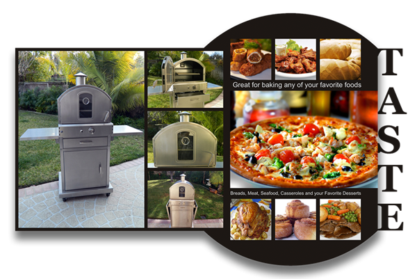 Pacific Living Outdoor Pizza Oven Review Pacific Living Outdoor Gas