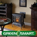 Picture of The Eden™ Cast Iron Gas Stove