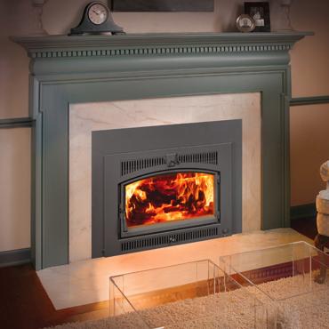Www Firesidemurphy Lopi Large Flush Wood Hybrid Fyre Insert