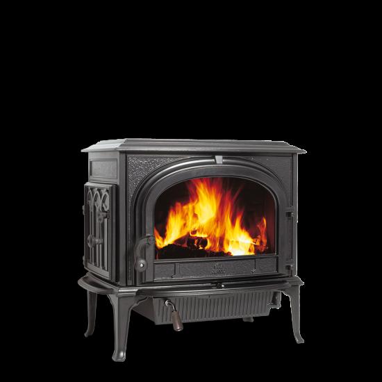 Www firesidemurphy j tul f 500 oslo cf cast iron wood stove - Poele a pellet jotul ...
