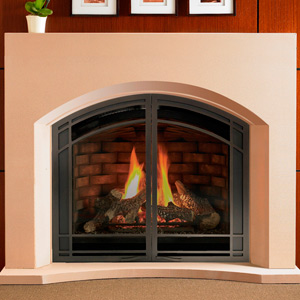 Comfort Glow Gas Burning & Electric Heaters & Fireplaces.