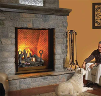 Picture for category Gas Fireplaces