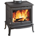 Picture of Jøtul F 100 Nordic QT Cast Iron Wood Stove